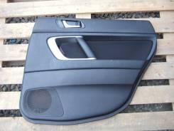 Обшивка двери. Subaru Legacy B4, BLE Subaru Legacy, BLE, BL5, BP5, BPE Двигатели: EJ204, EJ203, EJ30D