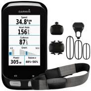 Велосипедный навигатор Garmin Edge 1000 Bundle