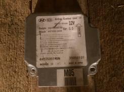 Блок управления airbag. Hyundai Tucson