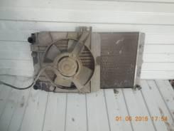 Радиатор охлаждения двигателя. Лада 2111, 2111 Лада 2110, 2110 Лада 2112, 2112