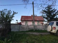 Продам дом у озера?. П.Барановский, ул.Заозерная, д.6, р-н Надеждинский район, площадь дома 70 кв.м., электричество 15 кВт, отопление твердотопливное...