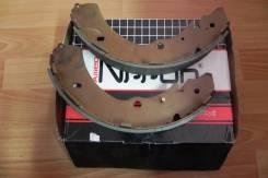 Колодка тормозная барабанная. Nissan Terrano Nissan Serena Nissan Note, E11 Ford Maverick Двигатели: LD23, SR20DE, GA16DE, CR14DE