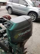 Tohatsu. 25,00л.с., 4х тактный, бензин, нога L (508 мм), Год: 2005 год