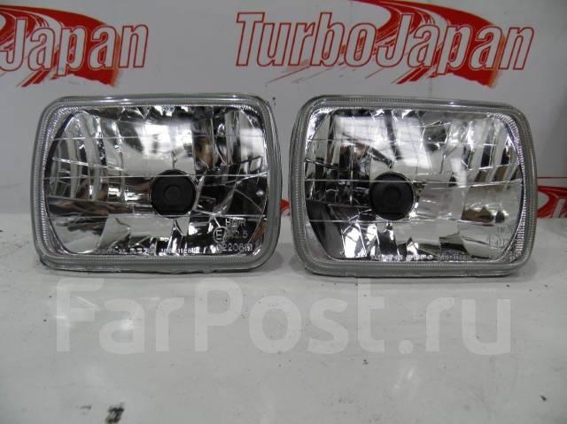 Фары Хрусталь на Toyota Supra, Celica, MR2, LC