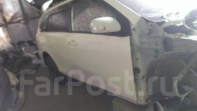 Дверь боковая. Toyota Corolla Fielder, NZE141, NZE141G Двигатель 1NZFE