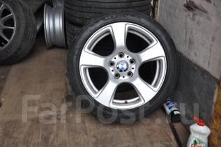 Колеса ковка BMW 5x120 225/45 R17 стиль 157 E90, E92, E46, E36. 8.0x17 5x120.00 ЦО 72,5мм.