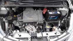 Компрессор кондиционера. Toyota Vitz, KSP130 Двигатель 1KRFE