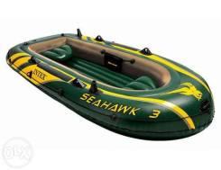 Intex Seahawk. Год: 2016 год, длина 2,36м., двигатель подвесной, 1 000,00л.с., бензин