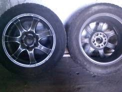 Продам пару колёс. 7.0x16 5x114.30 ET38 ЦО 67,1мм.