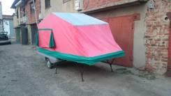 Скиф. Прицеп палатка