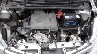 Коллектор впускной. Toyota Vitz, KSP130 Двигатель 1KRFE