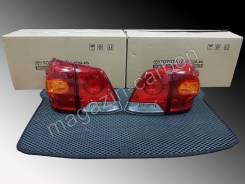 Стоп-сигнал. Toyota Land Cruiser, URJ202, GRJ200, UZJ200, UZJ200W, URJ200, URJ202W, VDJ200