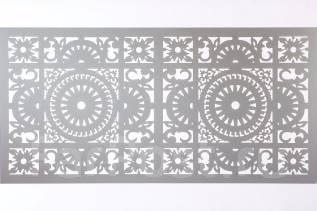 Декоративные решетки для радиаторов, отопления 1200/600 мм.