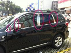 Накладка на стойку. Subaru Forester, SJ, SJ5