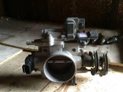 Заслонка дроссельная. Subaru Impreza WRX STI, GGB, GDB, GDA, GGA Двигатель EJ20