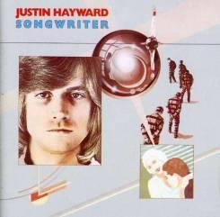"CD Justin Hayward (Moody Blues) ""Songwriter"" 1977 Germany"