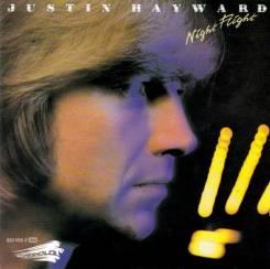 "CD Justin Hayward (Moody Blues) ""Night flight"" 1980 USA"