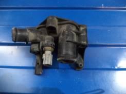 Фланец системы охлаждения. Ford: EcoSport, Puma, Focus, Mondeo, C-MAX, Fiesta, Fusion, B-MAX