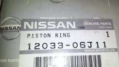 Кольца поршневые. Nissan Safari, VRGY60, WRGY60, VRY60, WRY60 Nissan Civilian, RYW40, RGW40, RAW40, RW40 Двигатель TD42
