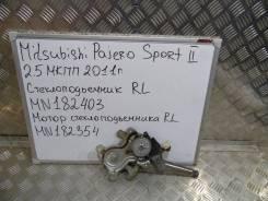 Стеклоподъемный механизм. Mitsubishi Pajero Sport Mitsubishi Triton, KB9T