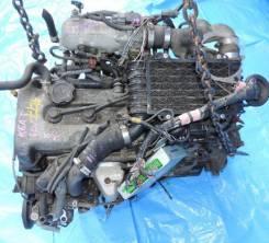 Двигатель в сборе. Suzuki Wagon R, CT51S. Под заказ