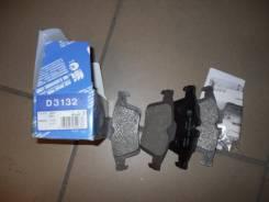 Колодка тормозная. Nissan Primera Двигатели: YD22DDT, QG16DE, QG18DE, F9Q, QR20DE