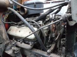 Двигатель в сборе. ЗИЛ МАЗ