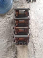 Крепление багажника. Subaru Forester, SG5, SG9, SG9L