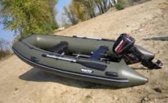 Резиновую лодку с мотором