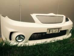 Бампер. Toyota Corolla Fielder, NZE121