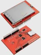 2,4 экран TFT LCD дисплей для Arduino UNO-UNO R3 | Паяльникофф