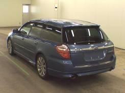 Обвес кузова аэродинамический. Subaru Legacy, BP5, BPE