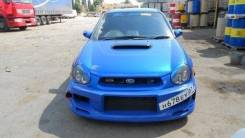 Бампер. Subaru Impreza WRX, GDB, GDA