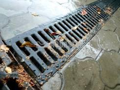 Решетки водосточные.