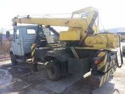 Tadano. Продается автокран г/п 5т на базе ЗИЛ (бычок), 8 000 куб. см., 5 000 кг.