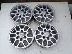Nissan. 6.0x15, 6x139.70, ET-35