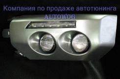 Клык бампера. Toyota FJ Cruiser