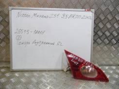 Стоп-сигнал. Nissan Murano, PNZ51, Z51, Z51R, TNZ51 Двигатели: YD25, QR25DE, VQ35DE
