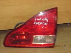 Стоп-сигнал. Toyota Verso