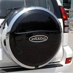 Колпак запасного колеса. Toyota Land Cruiser Prado. Под заказ