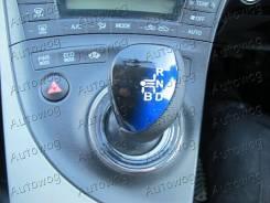 Ручка переключения автомата. Toyota Prius