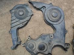 Крышка ремня ГРМ. Nissan Vanette Mazda Bongo Mazda Bongo Van Двигатель R2