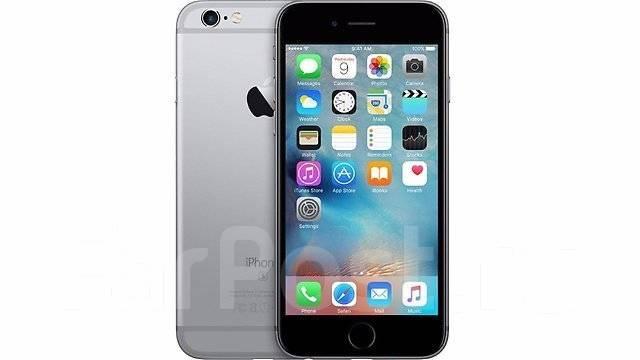 Apple iPhone 6s Plus 128Gb. Новый