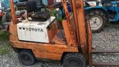 Toyota. Продам погрузчик вилочный, 1 345 куб. см., 900 кг.