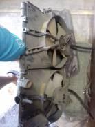 Радиатор охлаждения двигателя. Toyota Mark II, SX90 Двигатель 4SFE