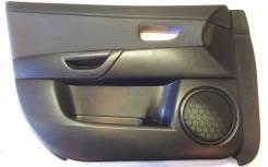 Обшивка двери. Mazda Axela, BK3P, BK5P, BKEP Двигатели: L3VDT, LFVE, LFDE, ZYVE, L3VE