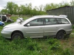 Порог со стойкой левый Citroen C5 2001-2008