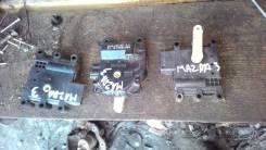 Печка. Mazda Mazda3, BK Двигатели: MZR, MZR Z6