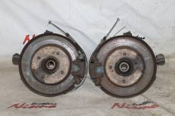 Задние ступицы с тормозами Silvia S13 180SX. Nissan Silvia, S13 Nissan 180SX