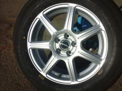 Bridgestone Toprun. 6.5x16, 5x100.00, ET46, ЦО 73,0мм.